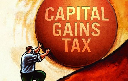 Capital Gain Tax And Real Estate by Dirk