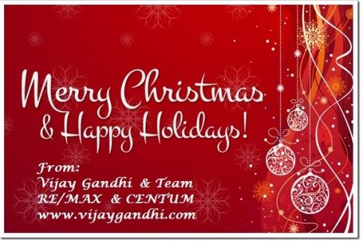 Merry Christmas- Holidays VG