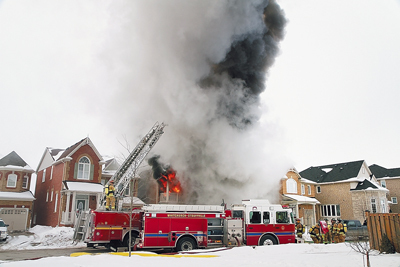 Stouffville Fire