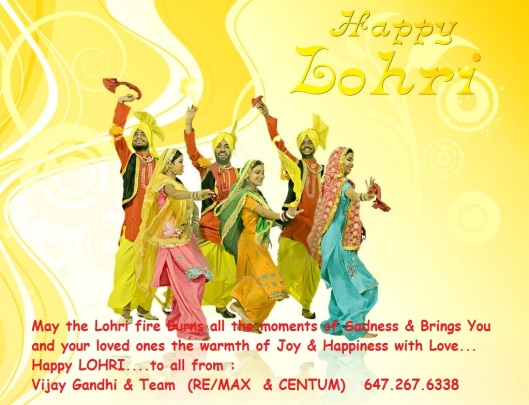 Happy Lohri 2013