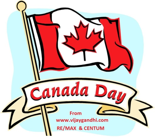 Happy Canada Day 2013