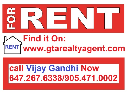house rent gtarealtyagent